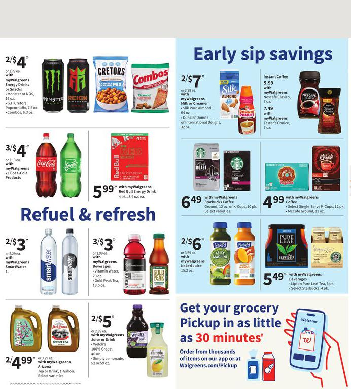 01.08.2021 Walgreens ad 4. page