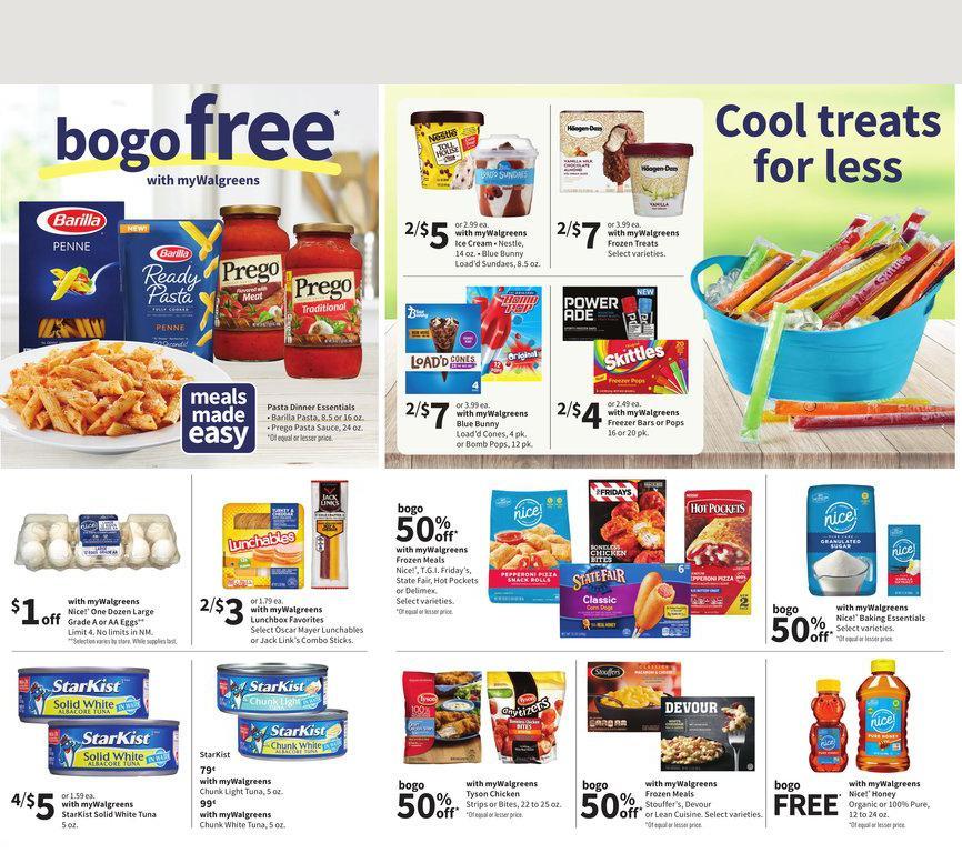 01.08.2021 Walgreens ad 5. page