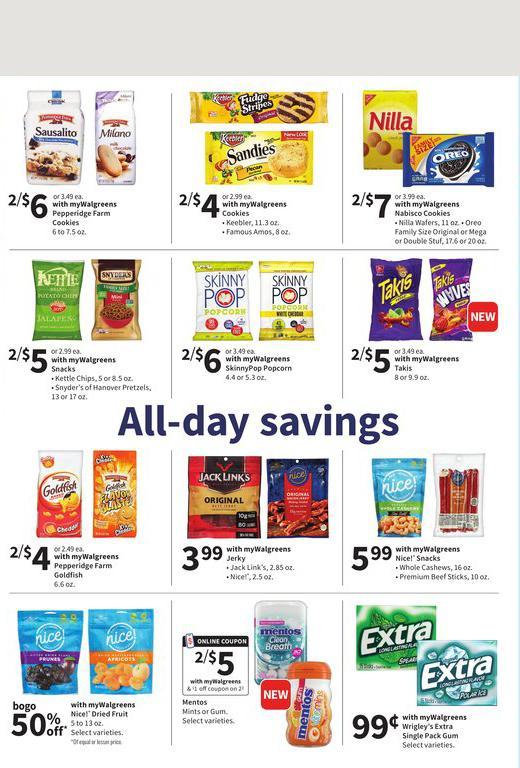 01.08.2021 Walgreens ad 6. page