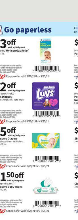 29.08.2021 Walgreens ad 14. page