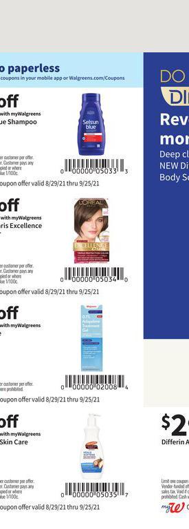 29.08.2021 Walgreens ad 24. page