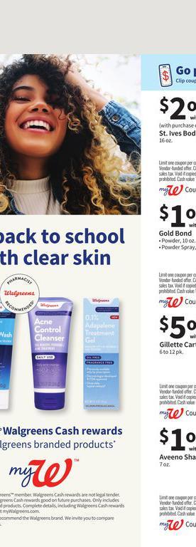 29.08.2021 Walgreens ad 28. page