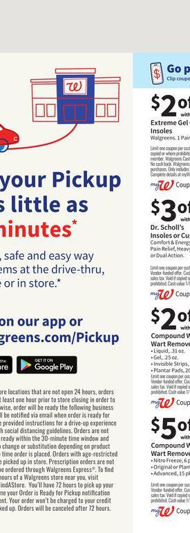 29.08.2021 Walgreens ad 30. page