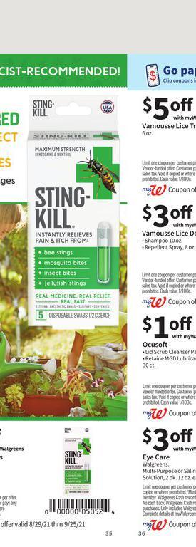 29.08.2021 Walgreens ad 35. page
