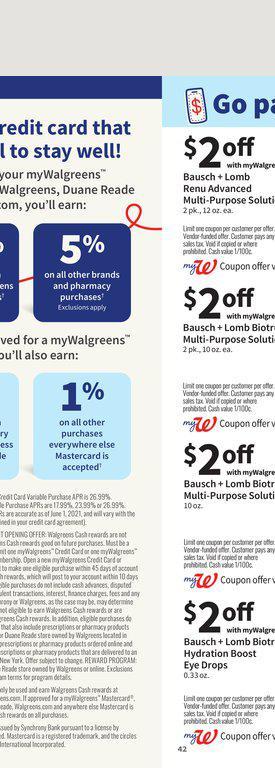 29.08.2021 Walgreens ad 41. page