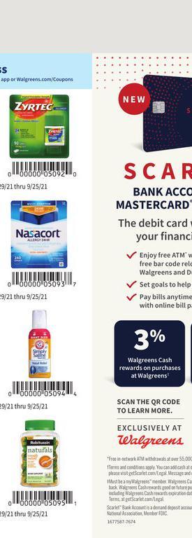 29.08.2021 Walgreens ad 52. page