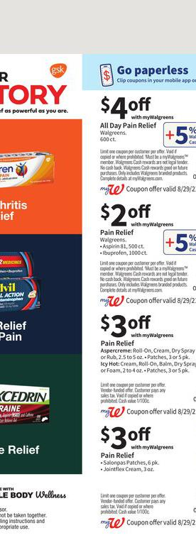 29.08.2021 Walgreens ad 58. page