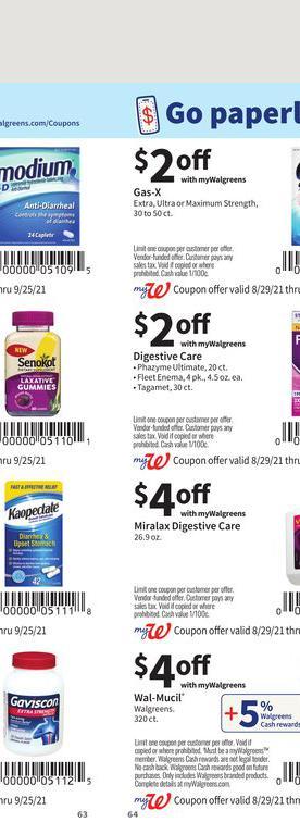 29.08.2021 Walgreens ad 63. page