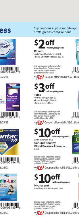 29.08.2021 Walgreens ad 66. page