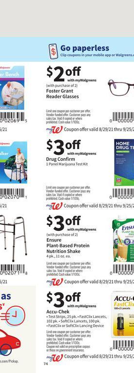 29.08.2021 Walgreens ad 73. page
