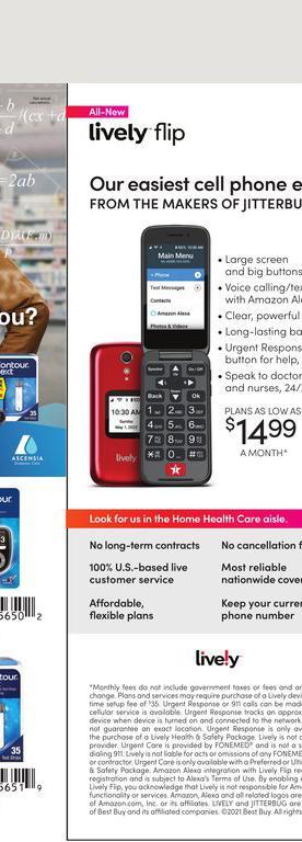 29.08.2021 Walgreens ad 78. page