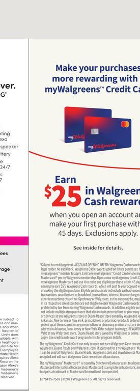29.08.2021 Walgreens ad 79. page