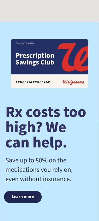 12.09.2021 Walgreens ad 14. page