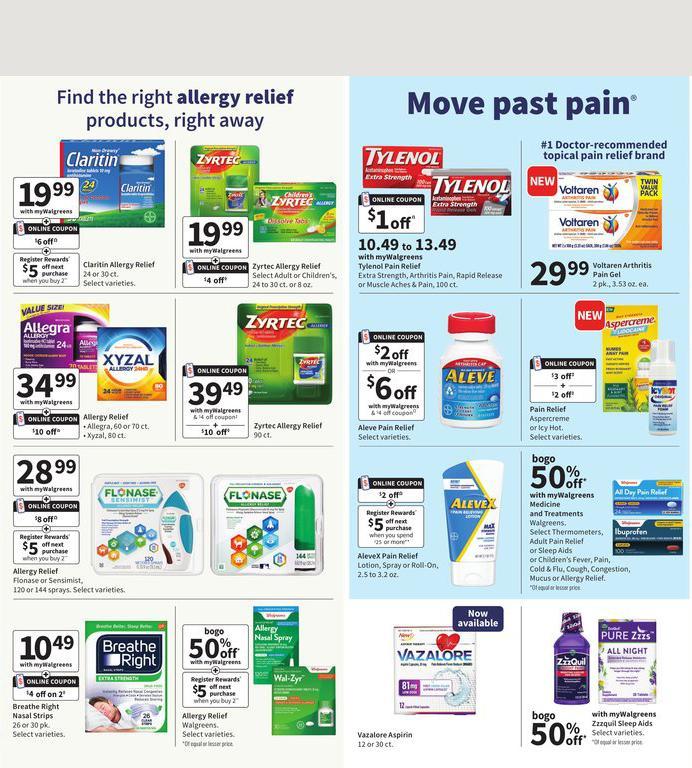 12.09.2021 Walgreens ad 18. page