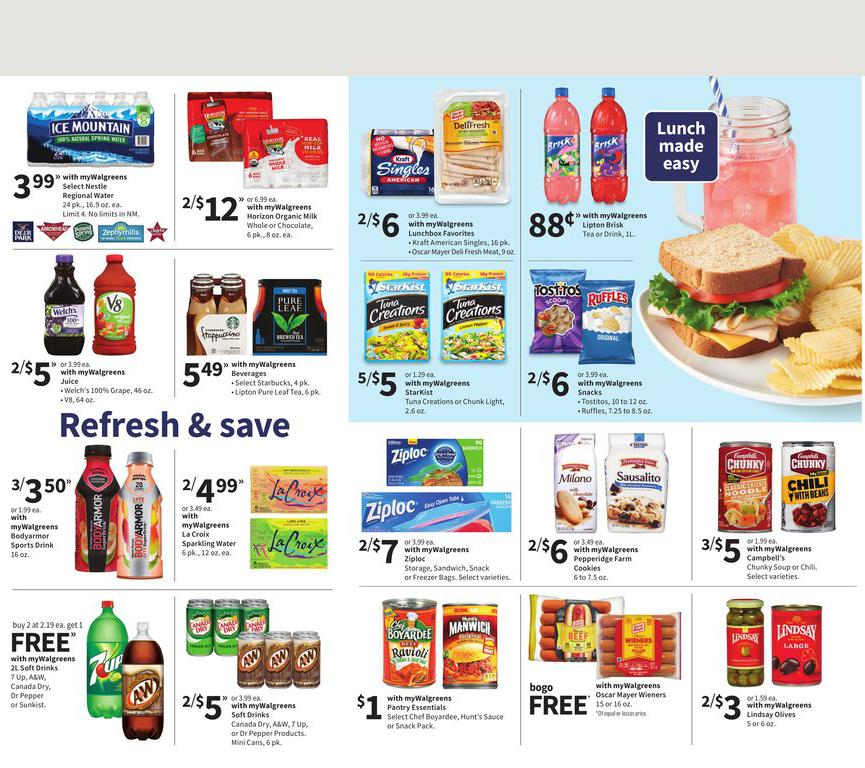 12.09.2021 Walgreens ad 4. page
