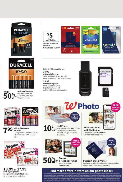 12.09.2021 Walgreens ad 9. page