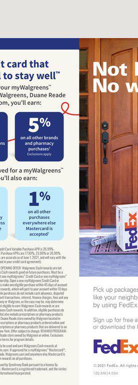 26.09.2021 Walgreens ad 33. page