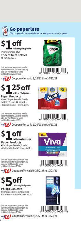 26.09.2021 Walgreens ad 6. page