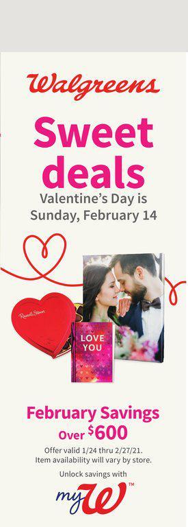 24.01.2021 Walgreens ad 1. page
