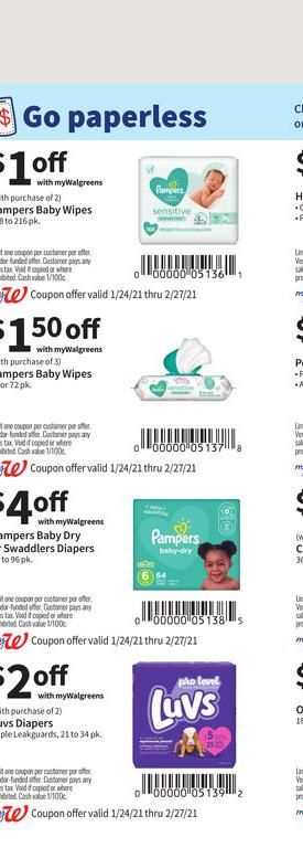 24.01.2021 Walgreens ad 12. page