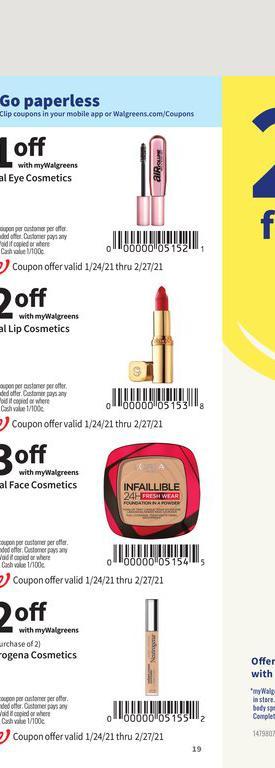 24.01.2021 Walgreens ad 19. page