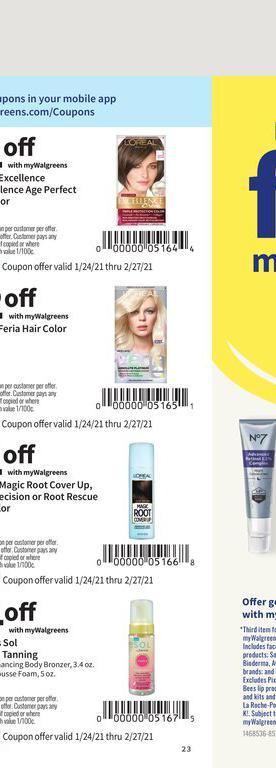 24.01.2021 Walgreens ad 23. page