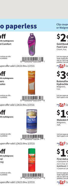 24.01.2021 Walgreens ad 26. page