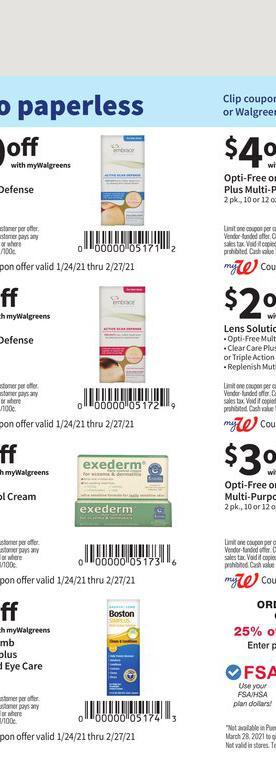 24.01.2021 Walgreens ad 28. page