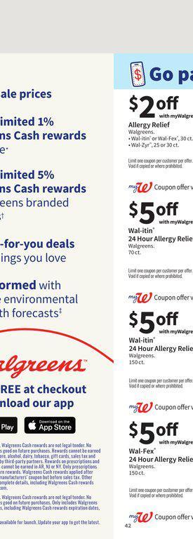 24.01.2021 Walgreens ad 41. page