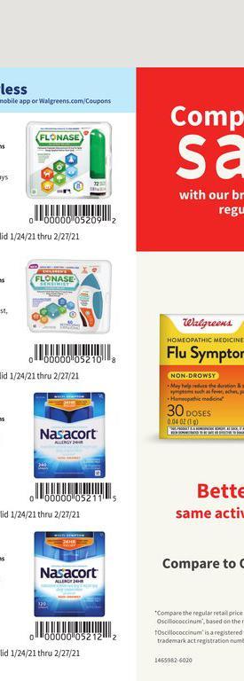 24.01.2021 Walgreens ad 44. page