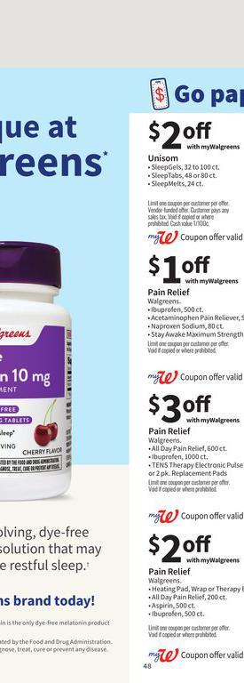 24.01.2021 Walgreens ad 47. page