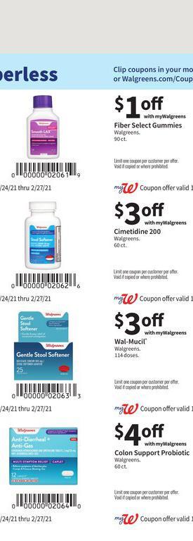 24.01.2021 Walgreens ad 50. page
