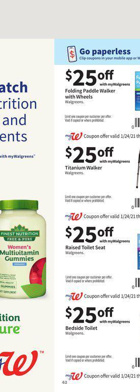 24.01.2021 Walgreens ad 61. page