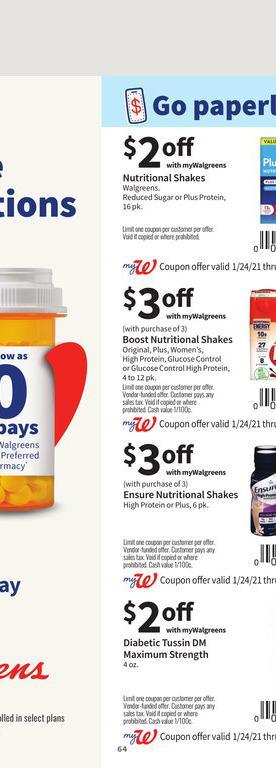24.01.2021 Walgreens ad 63. page