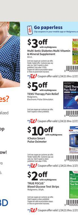 24.01.2021 Walgreens ad 74. page