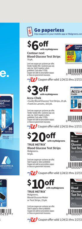 24.01.2021 Walgreens ad 76. page
