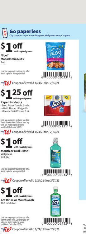 24.01.2021 Walgreens ad 8. page