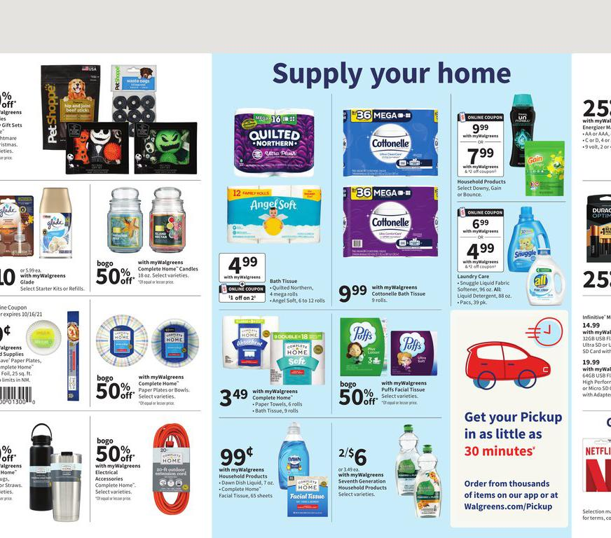 10.10.2021 Walgreens ad 11. page