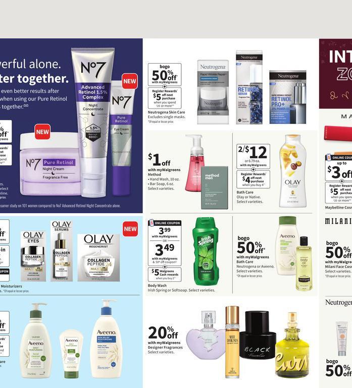 10.10.2021 Walgreens ad 14. page