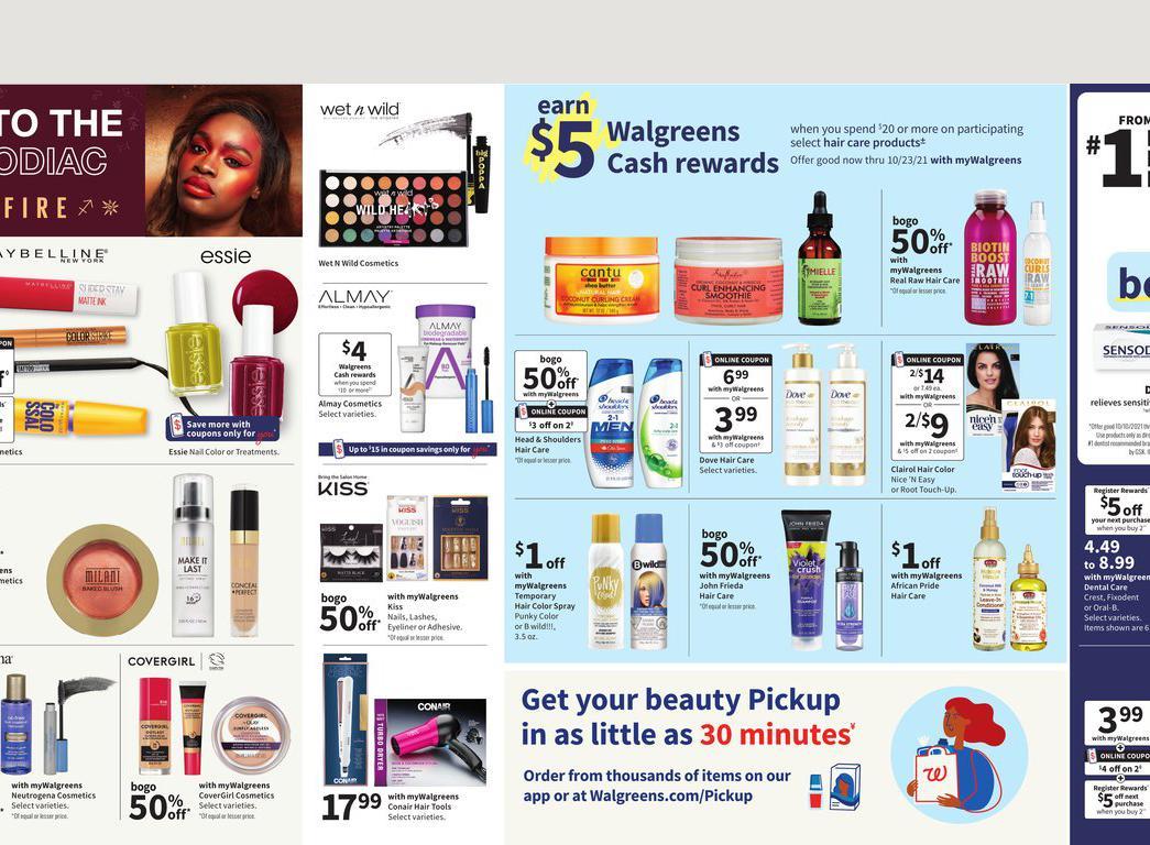 10.10.2021 Walgreens ad 15. page