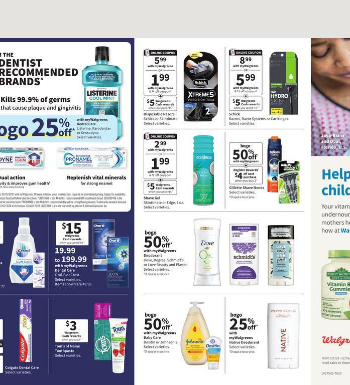 10.10.2021 Walgreens ad 16. page