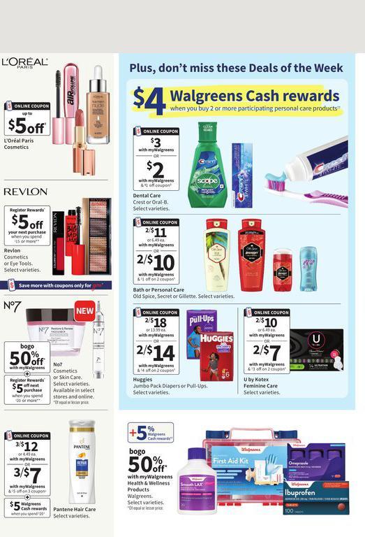 10.10.2021 Walgreens ad 2. page