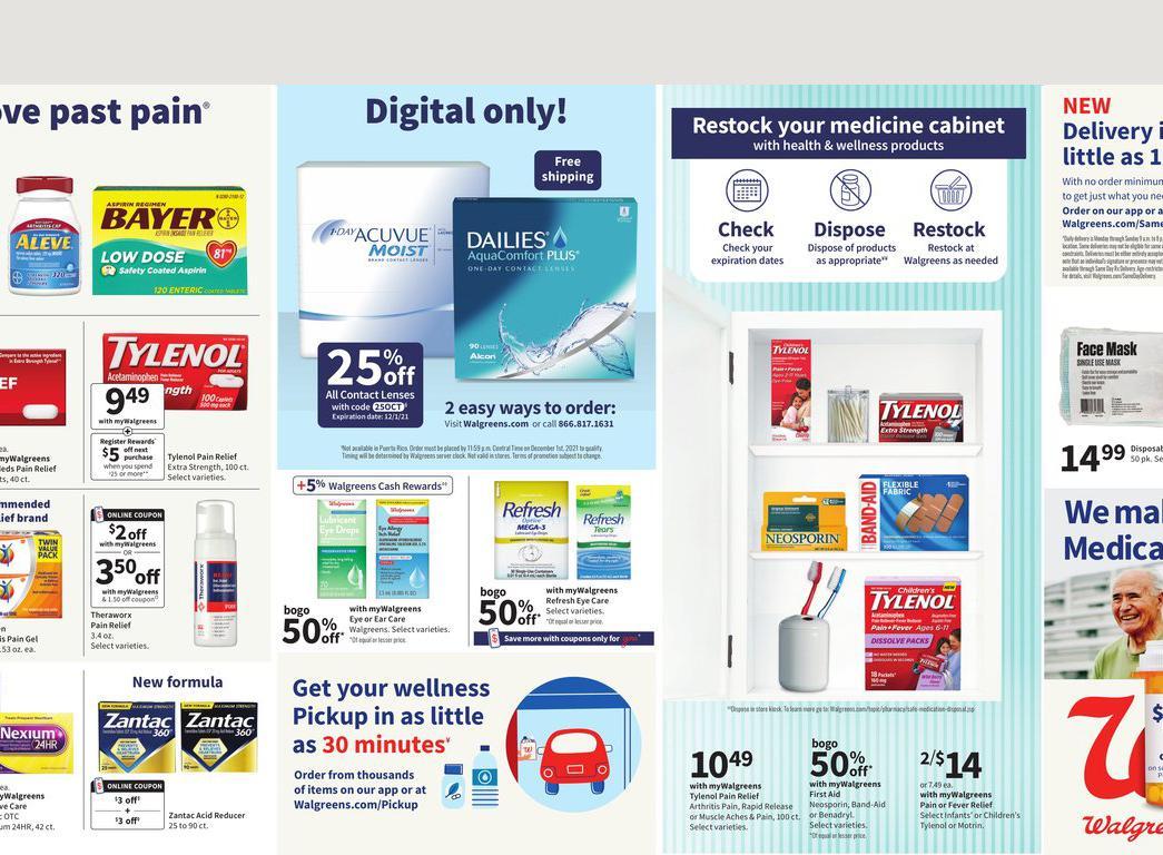 10.10.2021 Walgreens ad 23. page