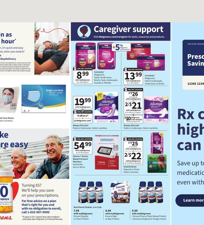 10.10.2021 Walgreens ad 24. page