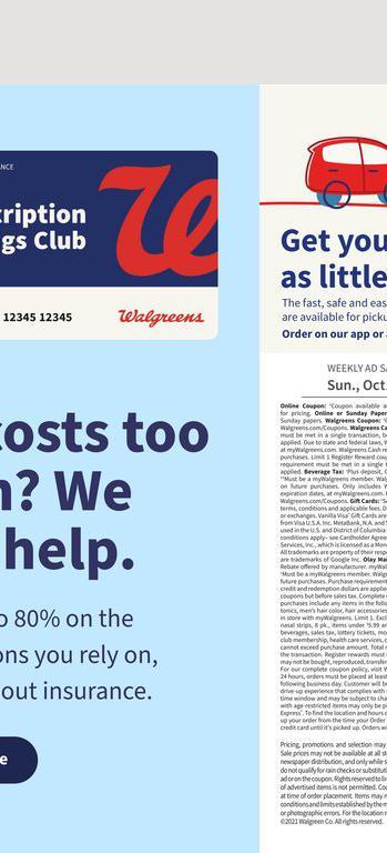 10.10.2021 Walgreens ad 25. page
