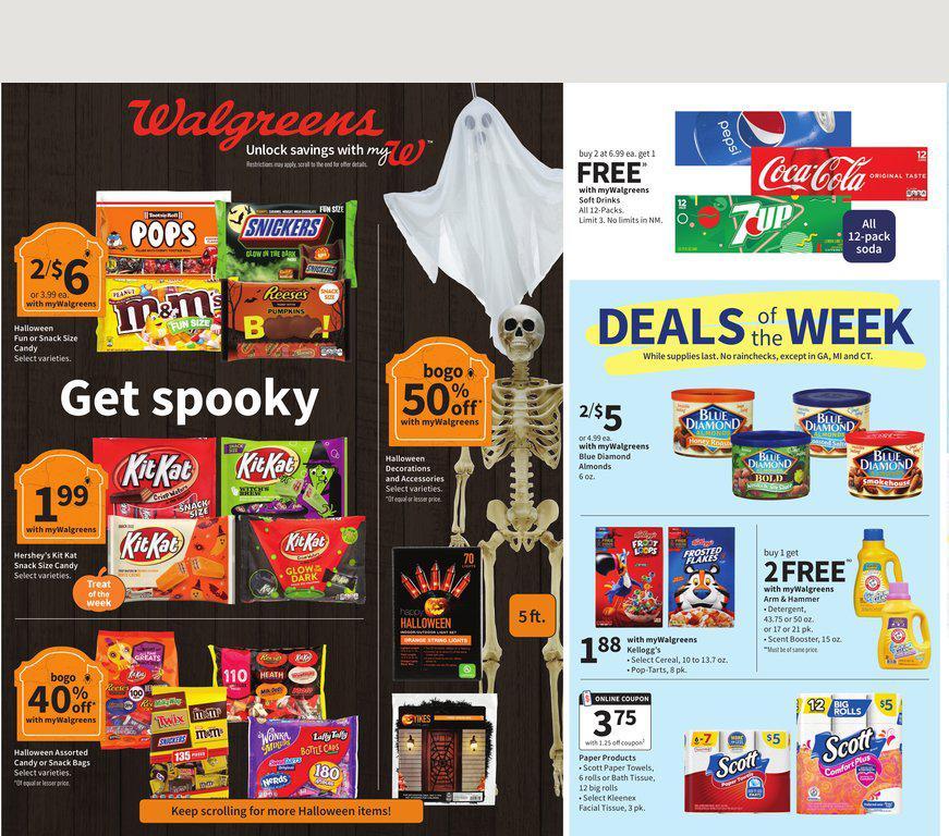 17.10.2021 Walgreens ad 1. page