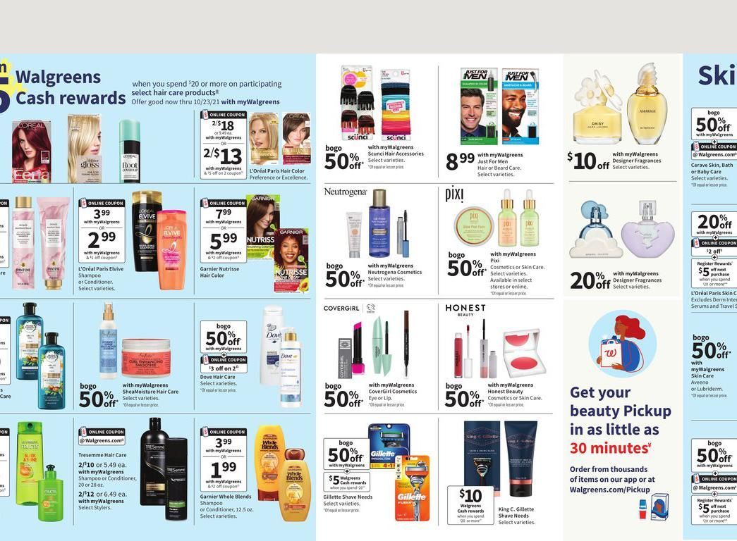 17.10.2021 Walgreens ad 16. page