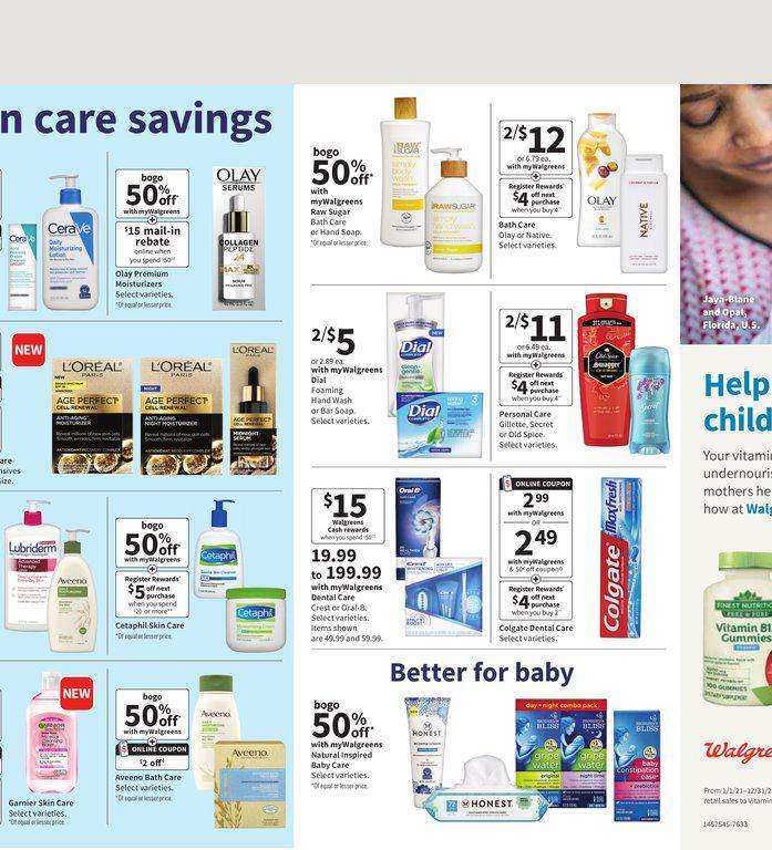 17.10.2021 Walgreens ad 17. page