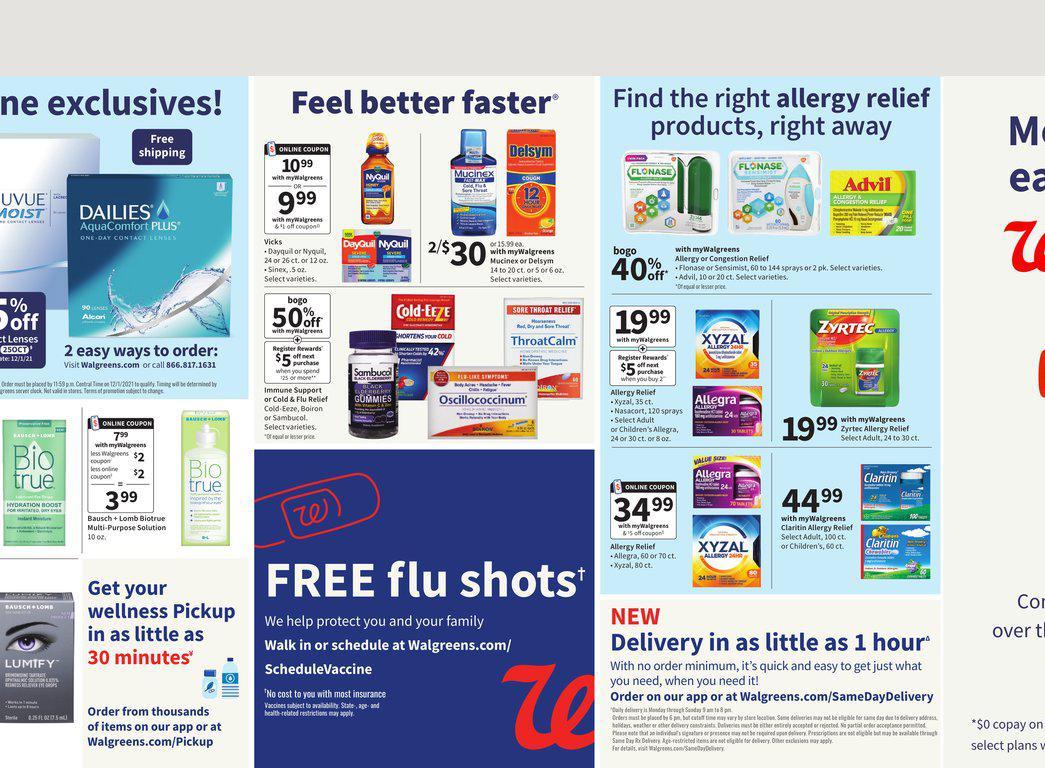 17.10.2021 Walgreens ad 21. page