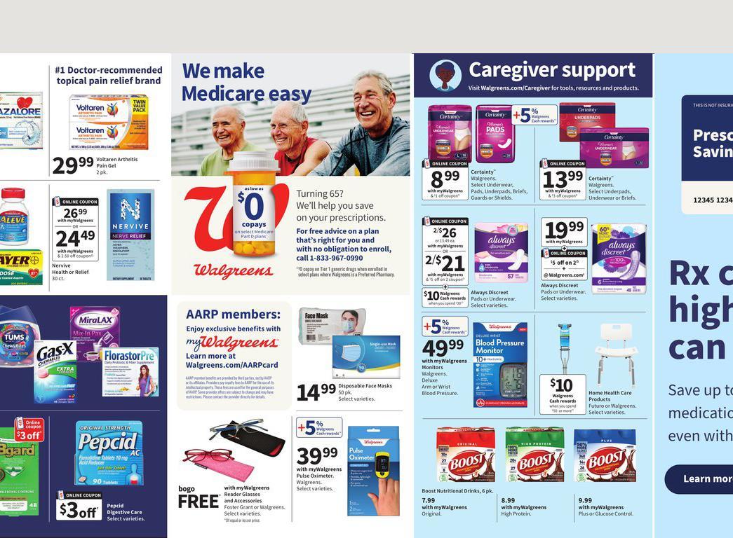 17.10.2021 Walgreens ad 23. page